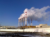 Reconstruction of district  thermal power-station RTS  Strogino