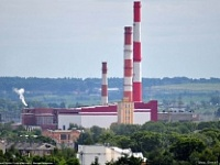 "CCGT 110 MW at the Vologda TPP of OAO 'TGK-2,"" Vologda region"