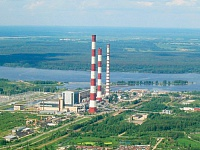 Complex of electrical installation works on Kostroma SDPS