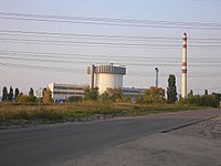 The Novovoronezh NPP, 5th power unit.
